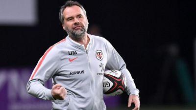 """Coupe d'Europe: """"On a envie de taper fort"""" affirme Ugo Mola"""