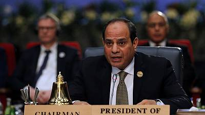 Egypt's parliament takes steps that could extend Sisi's term