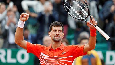 Djokovic survives Kohlschreiber scare in Monte Carlo