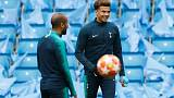 Spurs can defy odds to upset 'favourites' Man City, says Pochettino