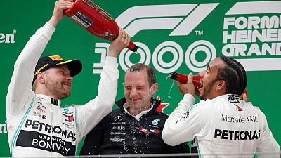 Formula One not on for a repeat of 1992, says Brawn