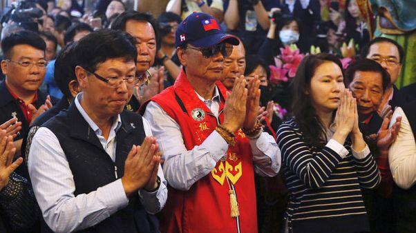 Foxconn's Gou to 'follow order of sea goddess' in Taiwan vote; yet to declare presidential run
