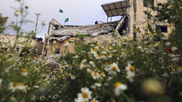 Cisjordanie: Israël rase le logement d'un Palestinien accusé d'un attentat ayant tué un bébé