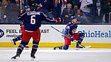 Play-offs NHL: Columbus et NY Islanders premiers qualifiés