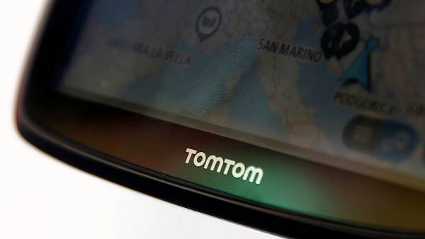 TomTom posts first-quarter results above estimates, wins two HD map deals