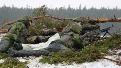 Face au réveil russe, la Suède remilitarise une île de la Baltique