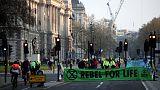 لندن تتأهب لتعطيل خدمات المترو بسبب احتجاجات تغير المناخ