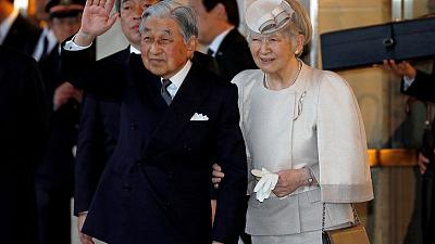 Japan emperor to pay last homage at Shinto holy site before abdication