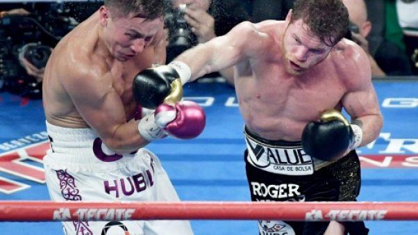 Boxe: retour sur un ring de Golovkin, ex-roi des moyens, le 8 juin