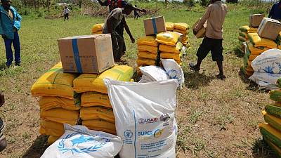 U.S. Government delivers more than 700 Metric Tons of Humanitarian Assistance to Mozambicans impacted by Cyclone Idai
