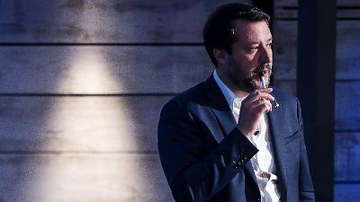 Salvini, potenziali terroristi già qui
