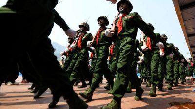 Birmanie : 30 ans après sa création, l'armée rebelle des Wa au faîte de sa puissance
