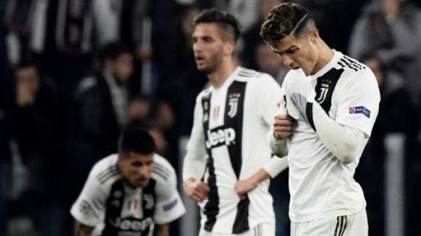 La Juventus chute de 17% en Bourse après sa défaite en Ligue des champions