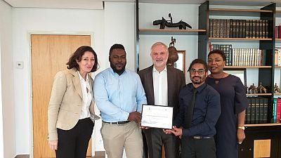 Concours des Jeunes Talents francophones de la Publicité « Stop aux infox » - L'équipe de Côte d'Ivoire lauréate de la campagne du Prix Pédagogique