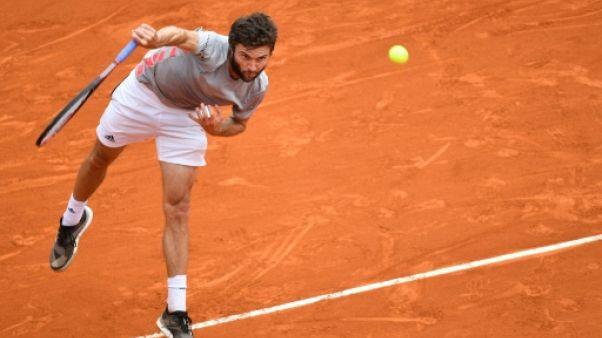 Masters 1000 de Monte-Carlo: Gilles Simon forfait à cause de son dos