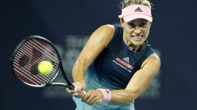 Fed Cup: Angelique Kerber, malade, absente avec l'Allemagne contre la Lettonie