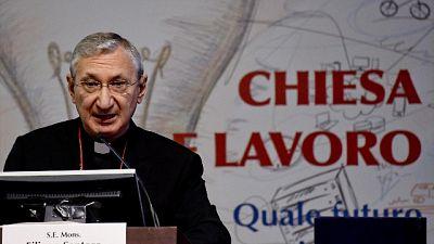Vescovo, Taranto paga debito ecologico