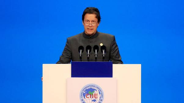 Pakistan's PM Khan to visit China next week, sign new pacts
