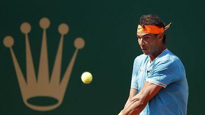 Tennis: Montecarlo, Nadal agli ottavi