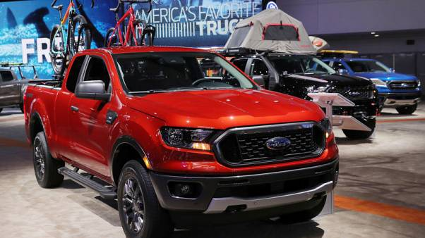 Ford forecasts $1 billion profit improvement from Michigan truck plant
