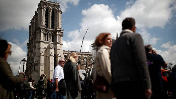 As Notre-Dame money rolls in, some eyebrows raised over rush of funds