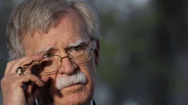 Trump security adviser Bolton unveils new U.S. sanctions to pressure Cuba