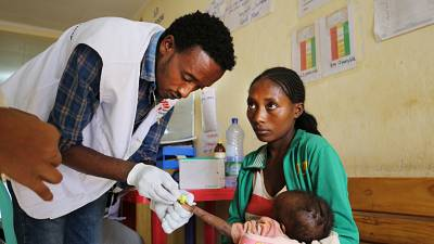 Ethiopia: MSF launches an emergency response in Gedeo as displacement crisis leads to alarming malnutrition rates