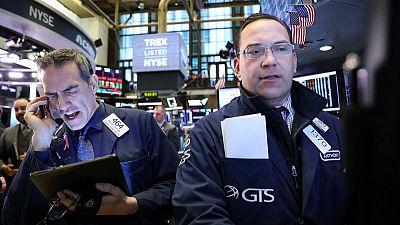 U.S. chipmakers' shares rally despite demand uncertainty