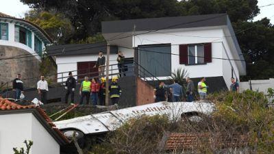 Madère: 28 morts dans l'accident d'un bus