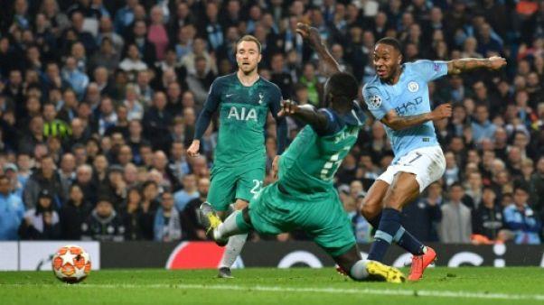 C1: Manchester City emporté par l'avalanche Tottenham