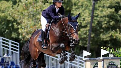 Equestrian - Showjumping reaches new heights with Global Champions Tour