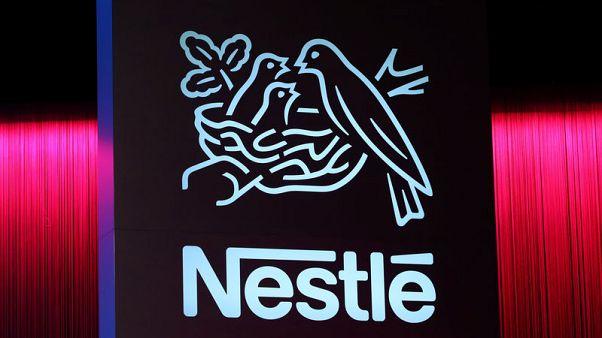 Nestle confirms guidance after first-quarter growth beats poll