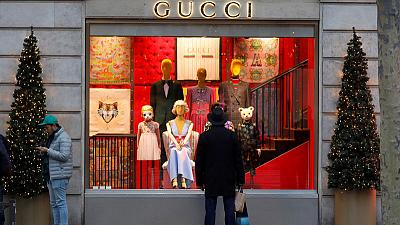 Kering shares slide as Gucci's growth slows