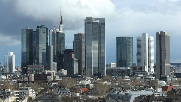 Euro zone businesses started second quarter with tepid growth - PMI
