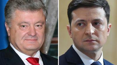 Ukraine : menacé d'une cinglante défaite, Porochenko demande une seconde chance