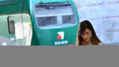 Persona travolta e uccisa da un treno