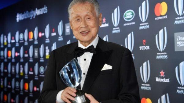 Japon: démission du président honoraire de la Fédération de rugby avant le Mondial