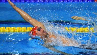 Championnats de France de natation: Stravius nage les minima pour les Mondiaux-2019 sur 50 m dos