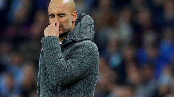 After all that, City face Spurs again with title pressure on