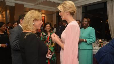 Readout of State Dinner with the First Lady of Côte d'Ivoire