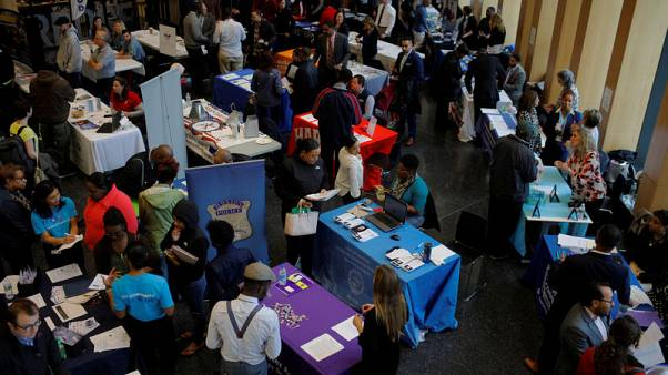U.S. weekly jobless claims lowest since 1969; unemployment rolls shrink