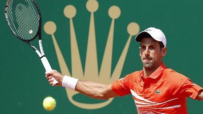 Tennis: Montecarlo, Djokovic va avanti