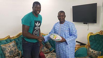 Rugby - Mali : Le franco-malien Yacouba Camara apporte son soutien à la fédération