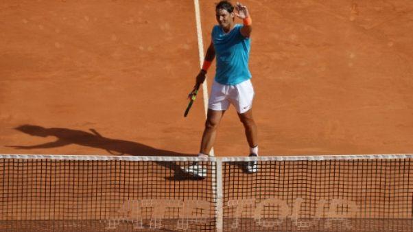 Masters 1000 de Monte-Carlo: Nadal trop fort pour Dimitrov