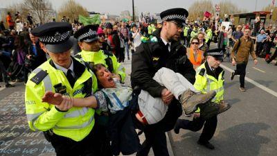 Extinction Rebellion, ce mouvement écolo qui chamboule Londres