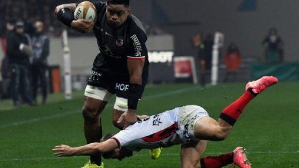 Coupe d'Europe de rugby: le Toulousain Tekori, blanchi, pourra jouer au Leinster