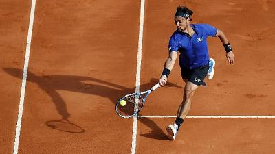 Tennis: Montecarlo, Fognini batte Zverev