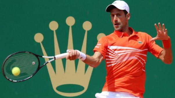 Tennis: la Next Gen au tapis à Monte-Carlo