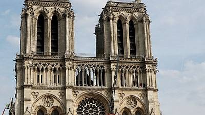 Debate over future Notre-Dame spire fuels French divisions