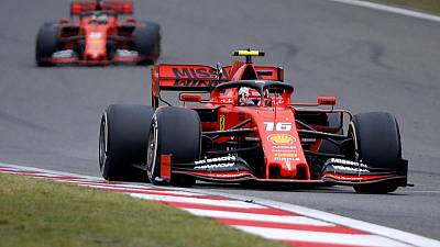 Motor racing: Ferrari wrong to use team orders so early, says Berger